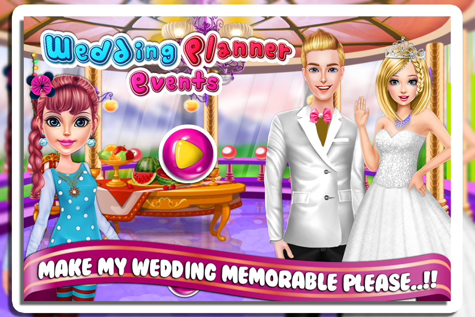 Wedding Planner Events Screenshot
