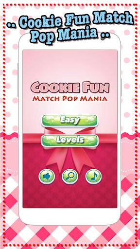 クッキー楽しいマッチポップマニア