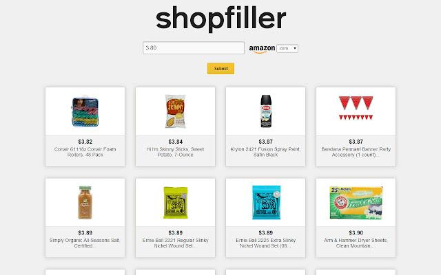 ShopFiller
