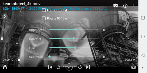 BSPlayer screenshot 3