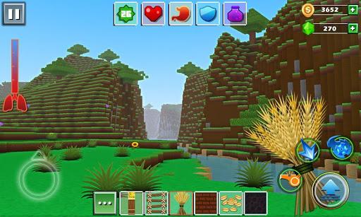 ブロックワールド - Exploration Craft