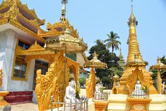 Photo: Kyaikmaraw pagoda