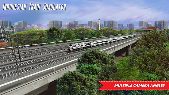 Game Indonesian Train Simulator APK for Windows Phone