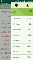 Screenshot of Quran Majeed for Muslim Islam
