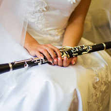 Wedding photographer Kristina Druzhinina (krisstiD). Photo of 04.10.2014