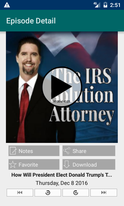 IRS Solution Attorney- screenshot