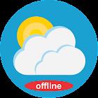 Off-line - Previsão Mapas & Ra icon