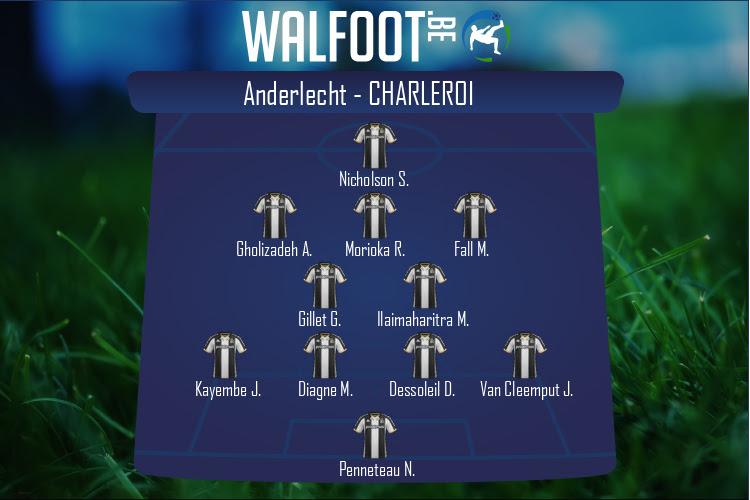 Charleroi (Anderlecht - Charleroi)