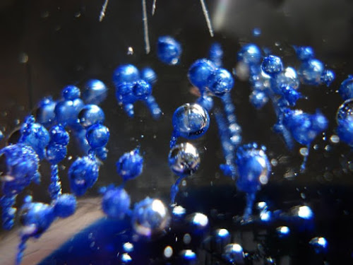 Bolle d'aria in vetro di Brandibuk