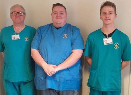 More male home care workers needed in Newtown