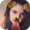 Filters for changing cat face & dog face download