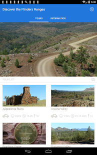Discover the Flinders Ranges- screenshot thumbnail