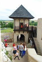Photo: do zwiedzanie udostępniono całkiem sporo terenu zamku