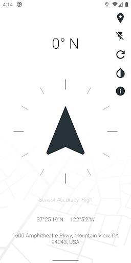 Quick Compass screenshot 1