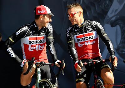 """Strade Bianche als voorbereiding voor San Remo? """"Elke koers kan laatste zijn"""", beseft ook GIlbert"""