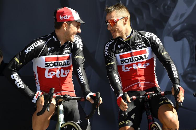 Lotto maakt Tourselectie bekend: Gilbert mag dit jaar wél naar Frankrijk, verrassende Belgische debutant