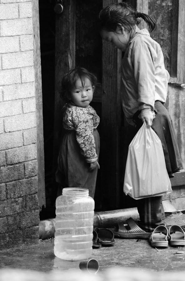 Little Girl by Carol Tan Yun Ju - Babies & Children Children Candids