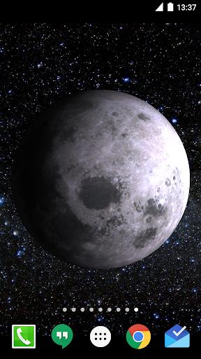 Mars Live Wallpaper screenshot 2