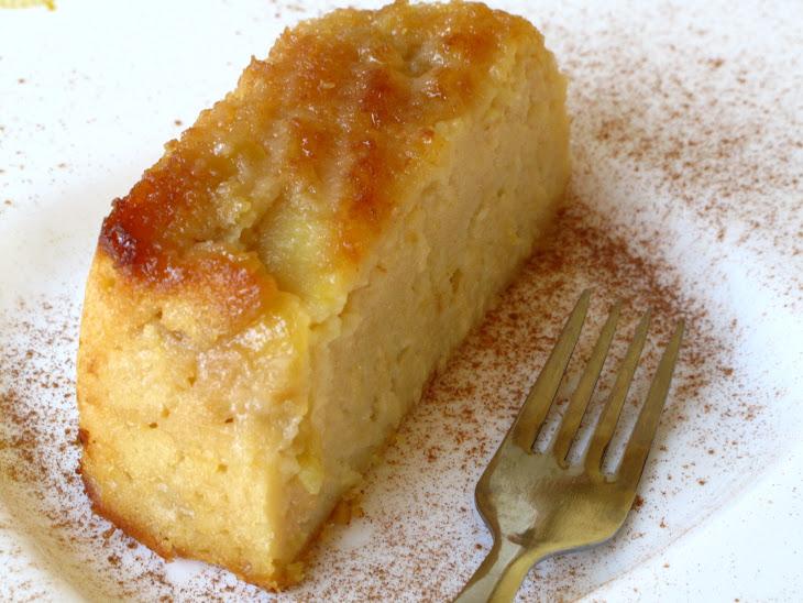 Apple and Yogurt Pudding Recipe