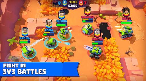 Tanks A Lot! - Realtime Multiplayer Battle Arena 1.30 screenshots 13