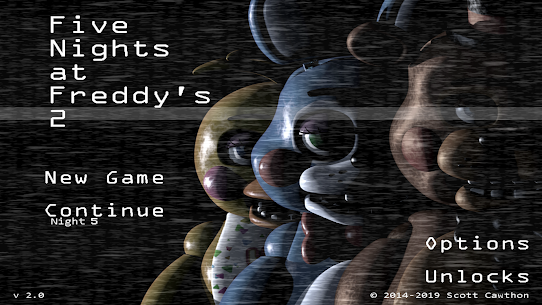 Five Nights at Freddy's 2 Apk 1