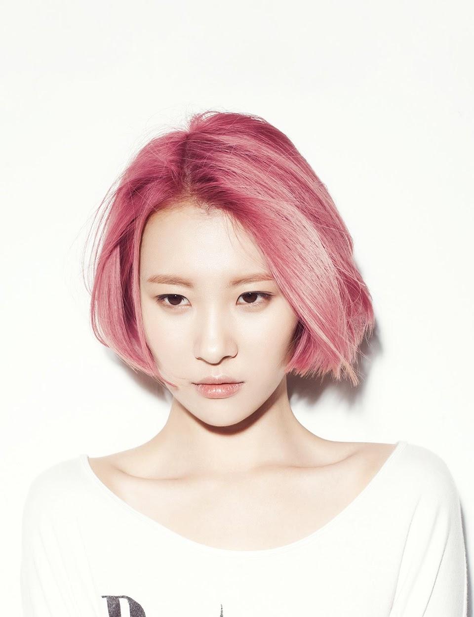 short pink 17