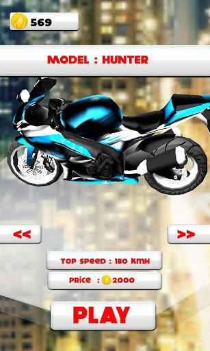 Rush Speed Motor