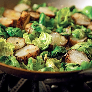 Brussel Sprouts And Artichokes Recipes.