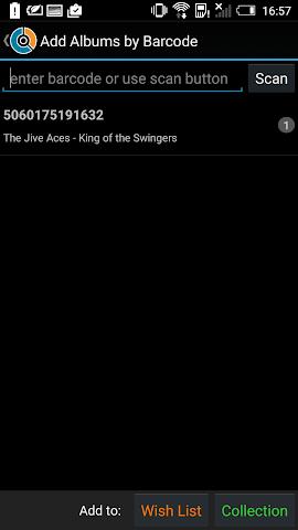 android CLZ Music - Music Database Screenshot 17