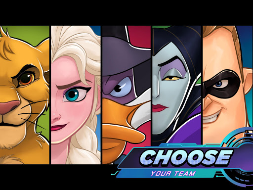 Disney Heroes: Battle Mode filehippodl screenshot 3