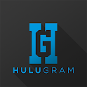Hulugram icon
