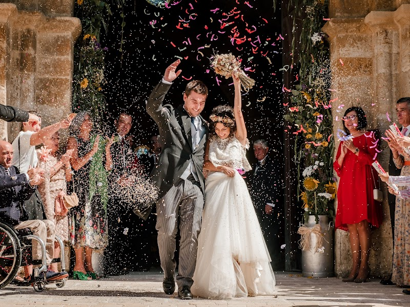 Fotógrafo de bodas Tania De la iglesia (HappyTime). Foto del 18.10.2018