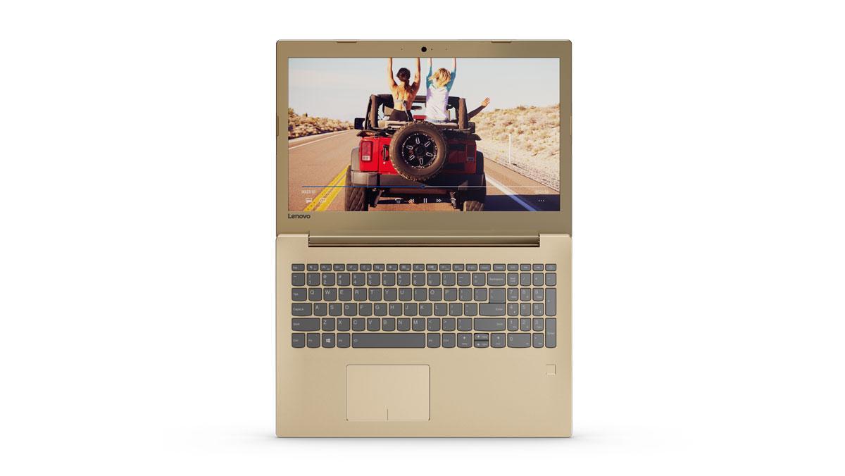 Фото 2 - Ноутбук ThinkPad X260 (20F6S04X00) Ноутбук Lenovo IdeaPad 520-15IKB Golden (80YL00LBRA)