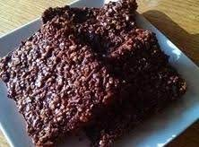 Sheet Cake With Chocolate No Bake Cookie Frosting