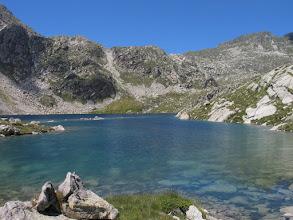 Photo: Vall Fosca: estany Mariolo i collada Dellui