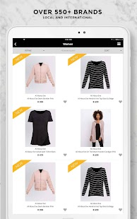 Zando Online Fashion Shopping Mod