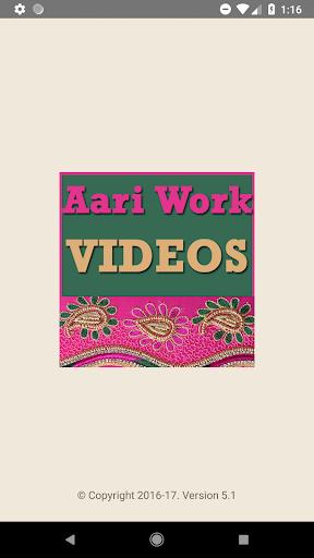 Aari Work Designs VIDEOs Apk Download 1