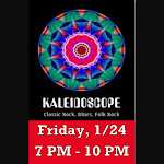 Live Music w/ Kaleidoscope