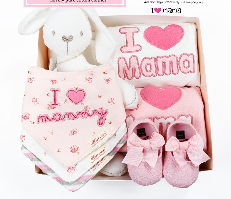 Prezent dla 8, 9, 10 miesięcznego dziecka : Ubrania dla noworodka czy zabawki?Jak odpowiednio wybrać3