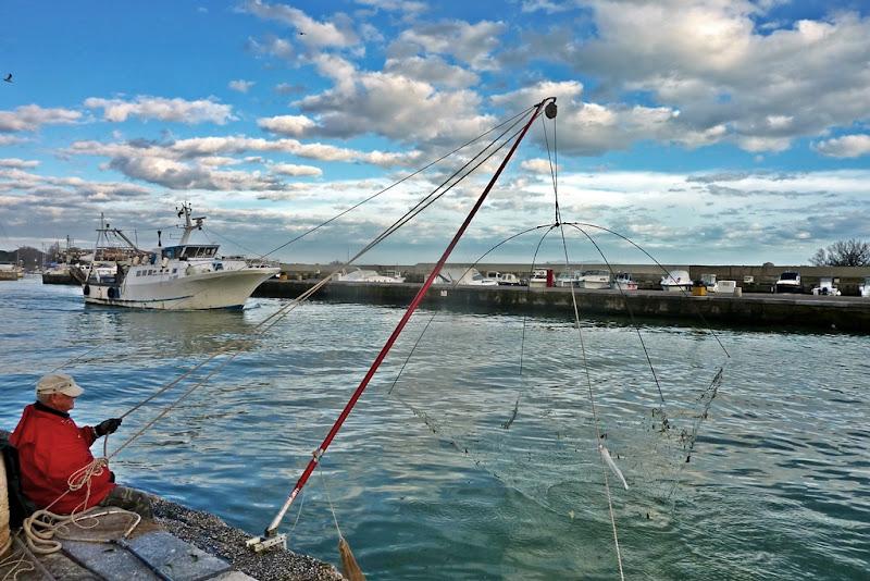 Pesca al porticciolo di FransuaR