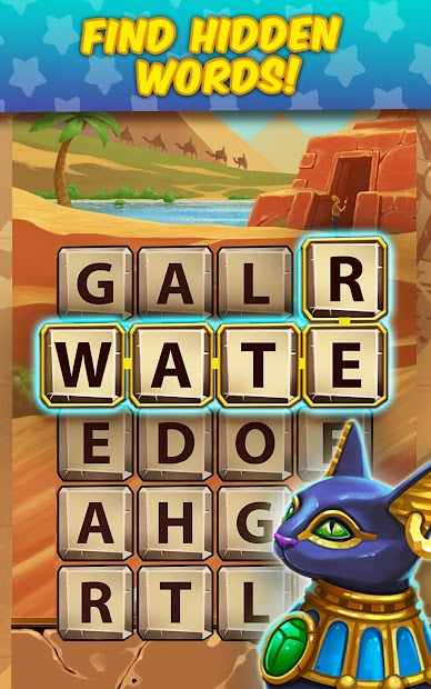 Fill Words: Adventure Quest