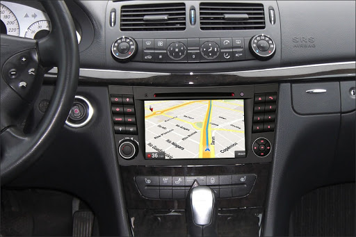 android 8 0 mercedes e g cls w219 w211 w463 gps radio dvd. Black Bedroom Furniture Sets. Home Design Ideas