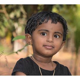 Innocence by Suresh Nair - Babies & Children Babies