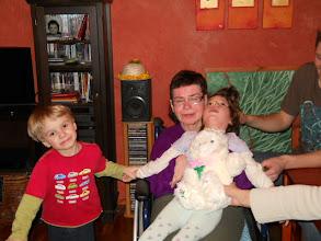 Photo: 09. 03. 2011 roku - szczęśliwa , bo z dziećmi