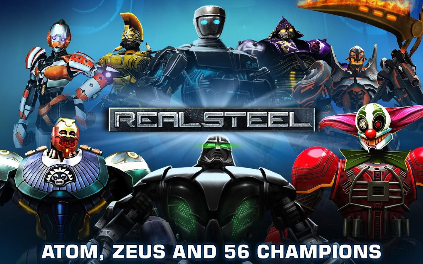 Real Steel- screenshot