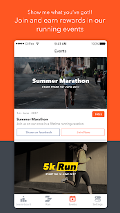 Get Set Run - Running Events - náhled
