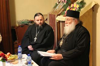 Photo: Плевен, беседа с енориашите, 21 октомви 2013 г.