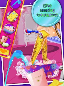 Princess Shoe & Leg Spa v1.1.6