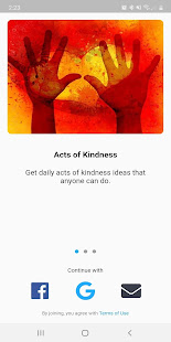 Download BeKind: Daily Acts of Kindness Ideas For PC Windows and Mac apk screenshot 1