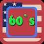 USA 60`s radio station